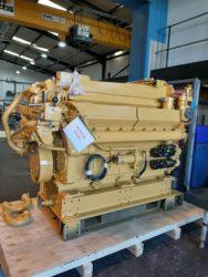Failed Cat D349 Engine