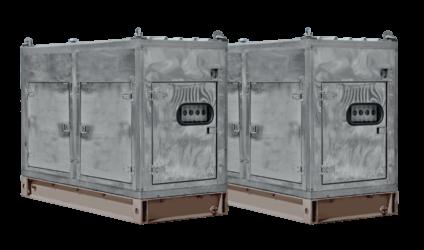Reconditioned Generator Set