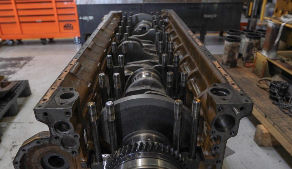 Diesel Engine Rebuilds