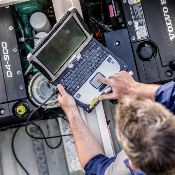 Engine Diagnostics Volvo Penta