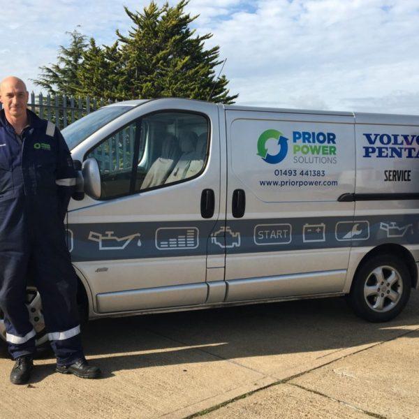 Volvo Engine Service
